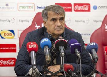 '4 maçta 2 puan bizim için başarısızlık'