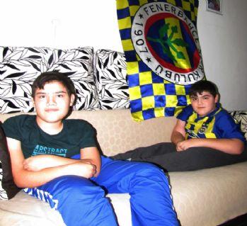 Tek hayalleri Fenerbahçe'nin maçını statta izlemek
