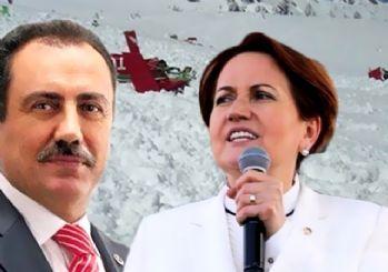 Akşener'in partisi Yazıcıoğlu şüphesiyle başladı!