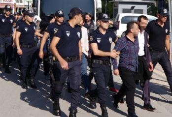Mersin'de emlak dolandırıcılığı operasyonu: 28 gözaltı
