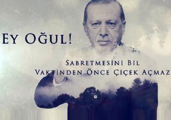 Cumhurbaşkanı Erdoğan için özel klip: Ey Oğul