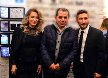 Sabri Sarıoğlu optik dükkanı açtı