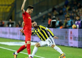 Fenerbahçe-Kayserispor maçı golleri ve geniş özeti