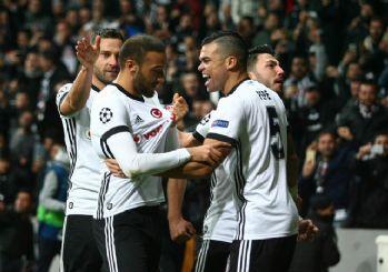 Beşiktaş-Monaco maçı golleri ve geniş özeti