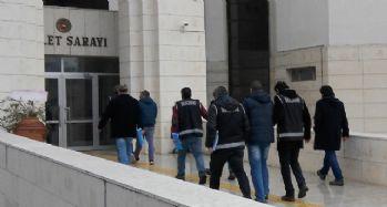 Kocaeli'de ByLock operasyonu:18 gözaltı