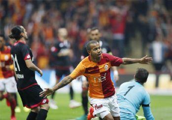 Galatasaray-Gençlerbirliği maçı golleri ve geniş özeti