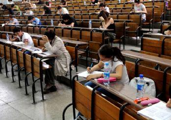Üniversiteye giriş sınavı yine değişti