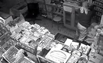 Büfeden 10 bin liralık hırsızlık