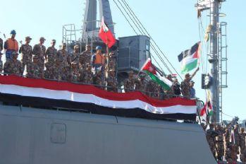 Ürdün'le Mısır arasında ortak askeri tatbikat