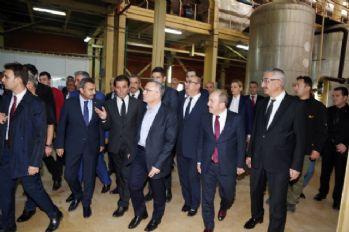 Bakanı Ağbal'dan şeker sanayisiyle ilgili açıklama