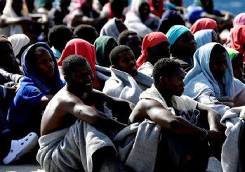 Libya'da köle pazarı kuruluyor! Para karşılığında satılıyorlar