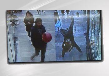 Balona rövaşata atan adam bulundu