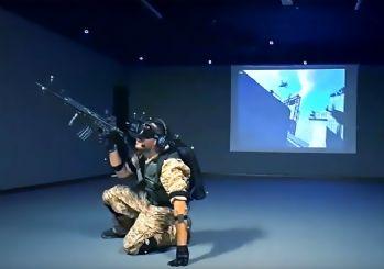 Savaş simülatörü Kocaeli Bilişim Fuarı'nda