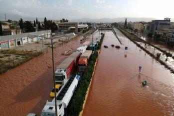 Yunanistan'daki sel sonrası Türkiye'ye uyarı! 8 ilde afet tehlikesi
