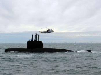 Kayıp denizaltı 7 kez sinyal göndermeye çalışmış