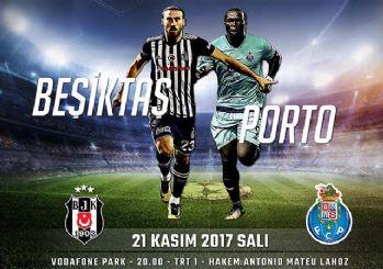 Beşiktaş - Porto Maçı Ne Zaman, Saat Kaçta, Hangi Kanalda?