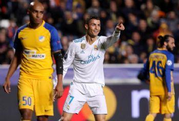 Ronaldo Şampiyonlar Ligi tarihine geçti