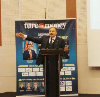 Bakan Eroğlu'na 'Yılın Devlet Adamı' ödülü
