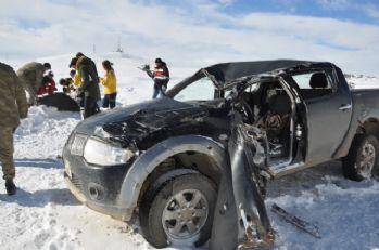 Kazadan kurtuldu, soğuktan öldü