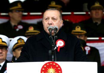 Erdoğan: Darbecilerin tamamı tasfiye edildi