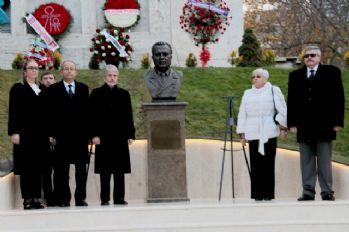 Ankara'da Andrey Karlov Anıtı açıldı