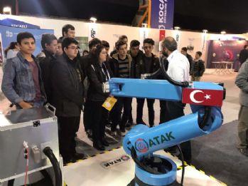 Başbakan Yardımcısı Işık'tan 'Atak Robot'a özel ilgi
