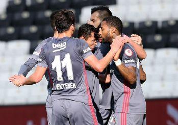 Beşiktaş'tan tarihi fark! 9-0