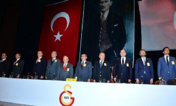 Galatasaray'ın Olağanüstü Genel Kurul Toplantısı başladı