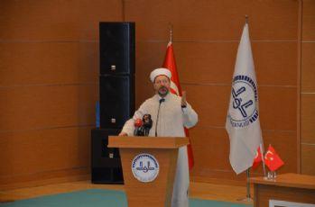 'Diyanet İşleri Başkanlığı Filistinlilerin yanındadır'