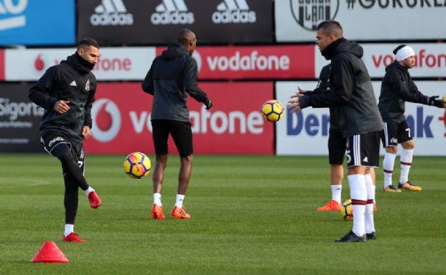 Beşiktaş'ta Kayserispor maçı hazırlıklarına başladı