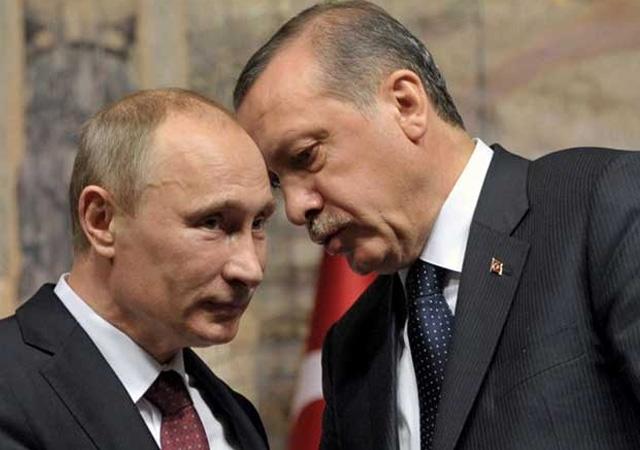 Flaş gelişme! Rusya sessizliğini bozdu! Putin bu akşam Erdoğan'ı arayacak...