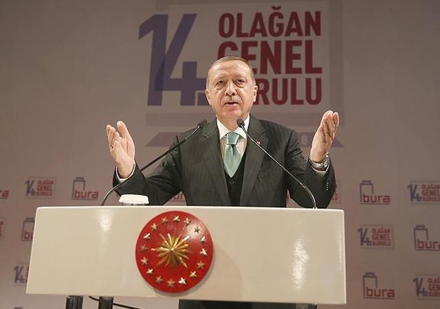 Cumhurbaşkanı, Boğaziçi Üniversitesi Mezunları Programı'nda