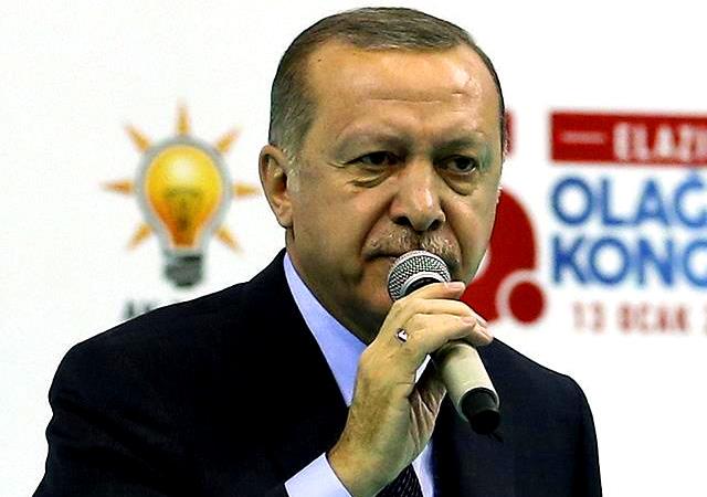 Erdoğan: Amerikanun kurduğu orduyu bir haftaya kalmaz darmadağın ederiz