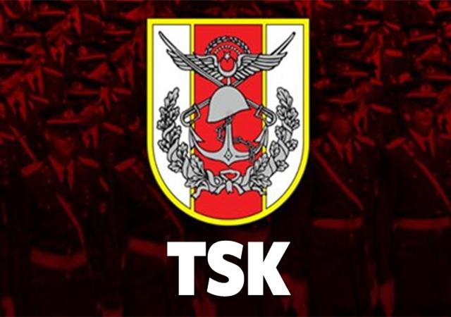 TSK, Afrin'de PYD'yi vurdu!