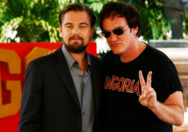 Tarantino ve DiCaprio tekrar bir arada!