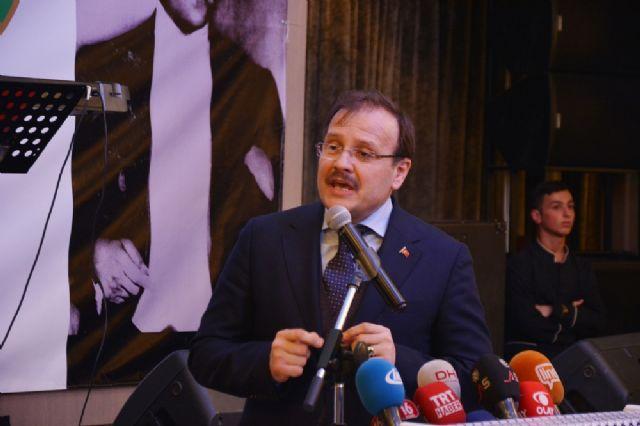 'Türkiye'nin güçlü olması gerekiyor'