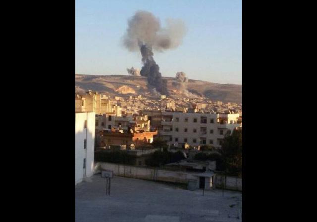 Afrin Zeytin Dalı operasyonu başladı! İşte ilk fotoğraflar