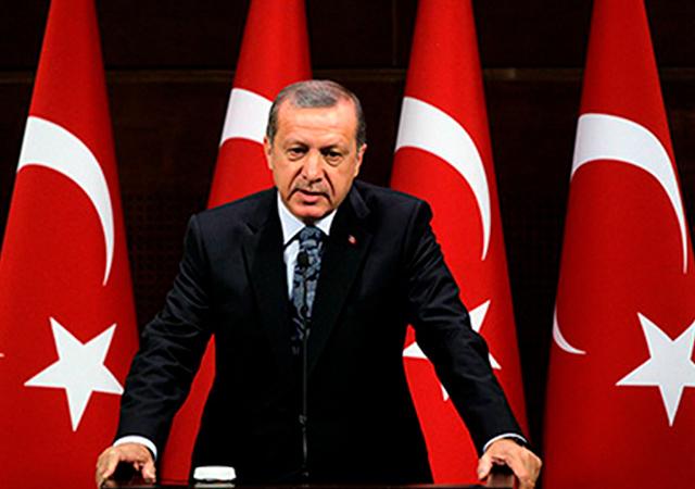 Cumhurbaşkanı Erdoğan: Afrin'de teröristlerden 800 tanesinin işi bitti