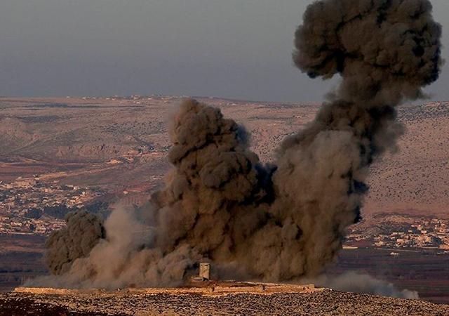 Afrin'de Muhammediye köyü YPG/PKK'dan temizlendi