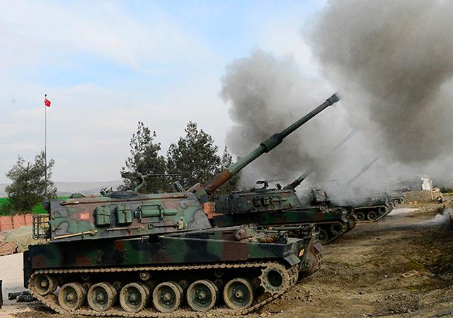 TSK ve ÖSO, Ömer Simo köyünü terör örgütünden temizledi