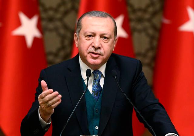 Cumhurbaşkanı Recep Tayyip Erdoğan'dan eski Genelkurmay Başkanı İlker Başbuğ'a tepki