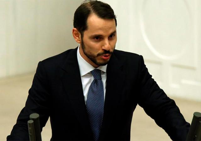 Enerji Bakanı Albayrak: Kimsenin KKTC'yi yok saymasına izin vermeyeceğiz
