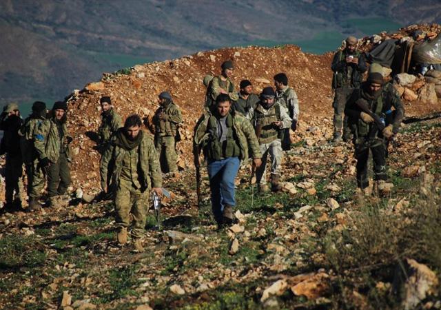 Afrin'de 1780 terörist öldürüldü