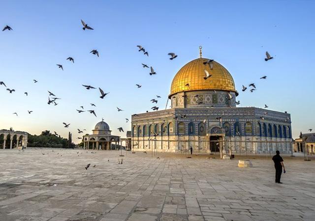 ABD, İsrail'in kuruluş yıldönümünde Kudüs'te elçilik açacak