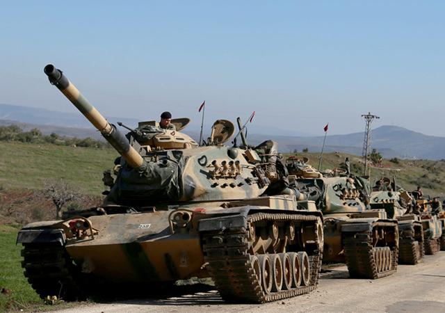 Afrin'de 5 köy daha teröristlerden arındırıldı