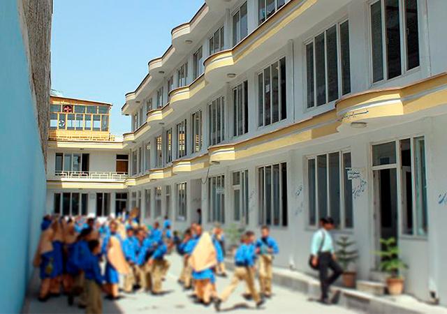 Afganistan'da 15 eğitim kurumu Maarif Vakfı'na devredildi