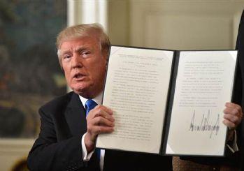 Trump Kudüs'ü İsrail başkenti olarak resmen tanıdı