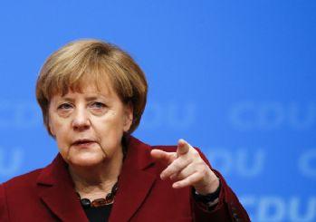 Merkel de Trump'ın kararını tanımadı