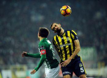 Bursaspor ile Fenerbahçe 97. randevuda