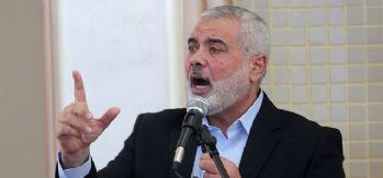 Haniye'den yeni intifada çağrısı